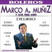 Marco Antonio Muñiz y los Tres Ases by Marco Antonio Muñiz