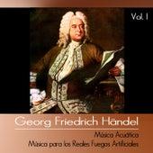 Händel, Vol. I: Música Acuática - Música para los Reales Fuegos Artificiales by Slovenský Komorný Orchester
