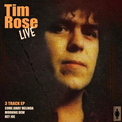 Tim Rose Live by Tim Rose