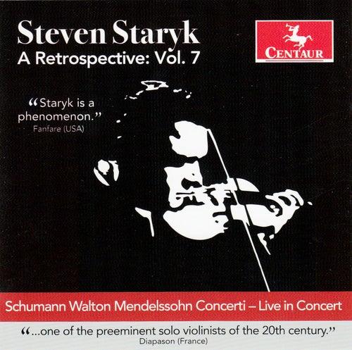 Steven Staryk: A Retrospective, Vol. 7 by Steven Staryk