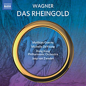 Wagner: Das Rheingold, WWV 86A by Various Artists