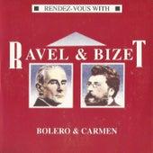 Ravel & Bizet, Bolero & Carmen by Various Artists