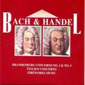 Bach & Handel, Brandenburg Concerto No. 2 & No. 5, Italien Concerto , Fireworks Music by Dubravka Tomsic