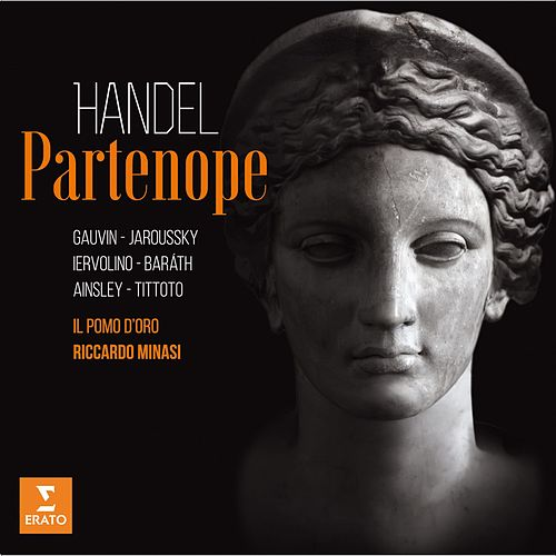 Handel: Partenope by Philippe Jaroussky