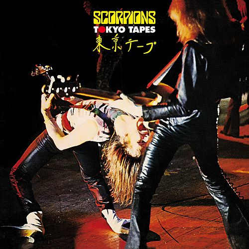 Tokyo Tapes (50th Anniversary Deluxe Edition) von Scorpions