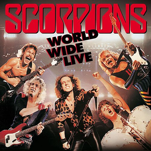 World Wide Live (50th Anniversary Deluxe Edition) von Scorpions