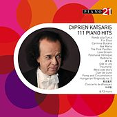 111 Piano Hits - Vol. 1 (World Premiere Recordings) by Cyprien Katsaris