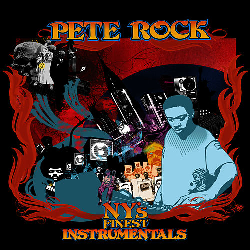 NY's Finest Instrumentals by Pete Rock