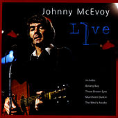 Johnny McEvoy Live by Johnny McEvoy