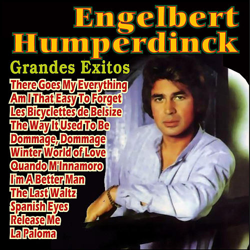 Grandes Exitos by Engelbert Humperdinck