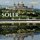 Soler: 13 Sonatas by Richard Lester