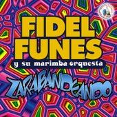 Zarabandeando. Música de Guatemala para los Latinos by Fidel Funes Y Su Marimba Orquesta