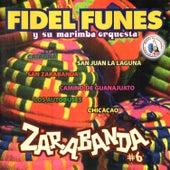 Zarabanda # 6. Música de Guatemala para los Latinos by Fidel Funes Y Su Marimba Orquesta