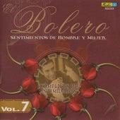 El Bolero, Sentimientos de Hombre y Mujer, Vol. 7 - Cómplices de Intimidades by Various Artists