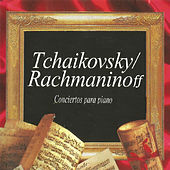 Tchaikovsky, Rachmaninoff, Conciertos para piano by Dieter Goldmann
