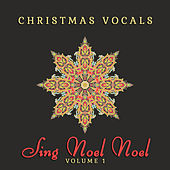 Christmas Vocals: Sing Noel Noel, Vol. 1 by Various Artists
