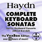 Haydn: Complete Keyboard Sonatas (The VoxBox Edition) by Various Artists