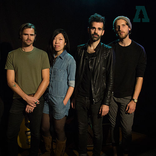 Geographer on Audiotree Live 2015 by Geographer