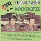 15 Exitos de los Relampagos del Norte by Los Relampagos Del Norte