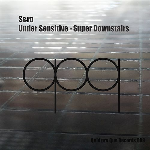 Under Sensitive - Super Downstairs by Sandro