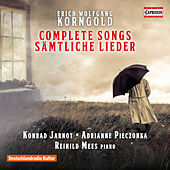Korngold: Complete Songs by Various Artists