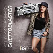 Ghettoblaster by Andy