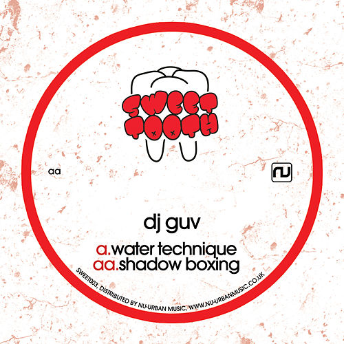 Water Technique / Shadow Boxing by DJ Guv