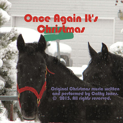 Once Again It's Christmas by Cathy Jones