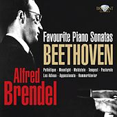 Beethoven: Favourite Piano Sonatas by Alfred Brendel