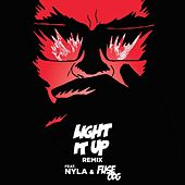 Light It Up (Remix) [feat. Nyla & Fuse ODG] by Major Lazer