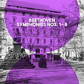Beethoven: Symphonies Nos. 1- 8 by London Symphony Orchestra