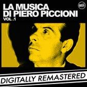 La Musica di Piero Piccioni - Vol. 1 by Piero Piccioni