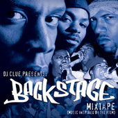 DJ Clue Presents: Backstage-Mixtape (Music Inspired By The Film) by DJ Clue