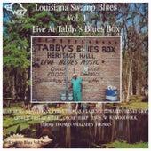 Louisiana Swamp Blues Vol.1 - Live at Tabby's Blues Box by Various Artists