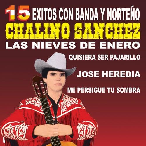 15 Éxitos Con Banda y Norteño by Chalino Sanchez
