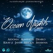 Ocean Nights Riddim by Various Artists