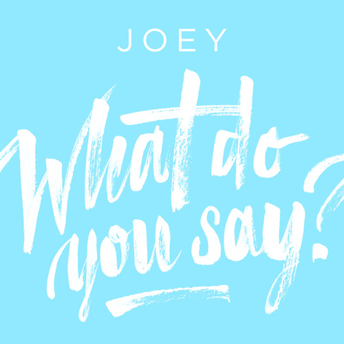What Do You Say? by Joey