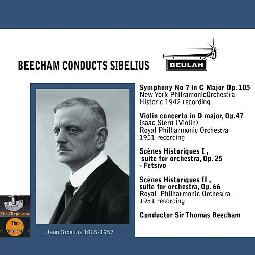Beecham Conducts Sibelius by Sir Thomas Beecham
