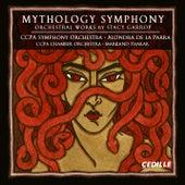 Stacy Garrop: Mythology Symphony, Thunderwalker & Shadow by Various Artists