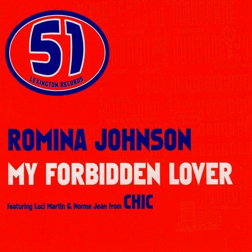 My Forbidden Lover by Romina Johnson