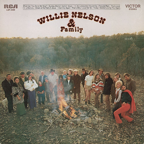 Willie Nelson & Family by Willie Nelson