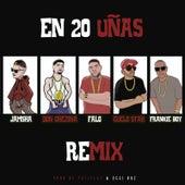 En 20 Uñas (Remix) [feat. Don Chezina, Falo, Guelo Star & Frankie Boy] by Jamsha
