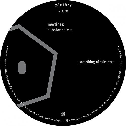 Substance EP by Martinez