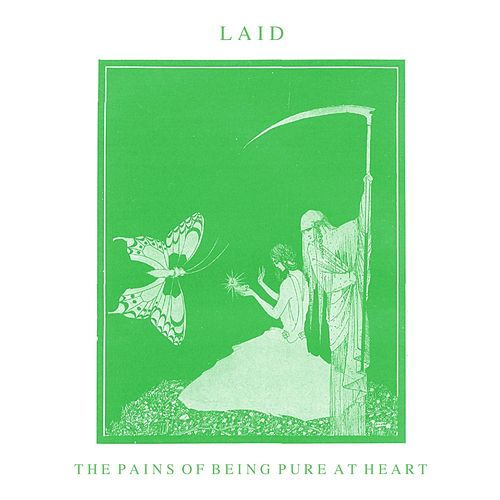 Laid by The Pains of Being Pure at Heart