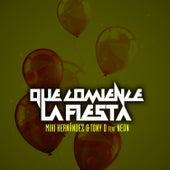 Que Comience la Fiesta (feat. Neon) by Mark Farina