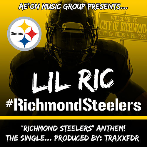 #Richmondsteelers by Lil Ric