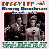 Recordings 1949 by Peggy Lee