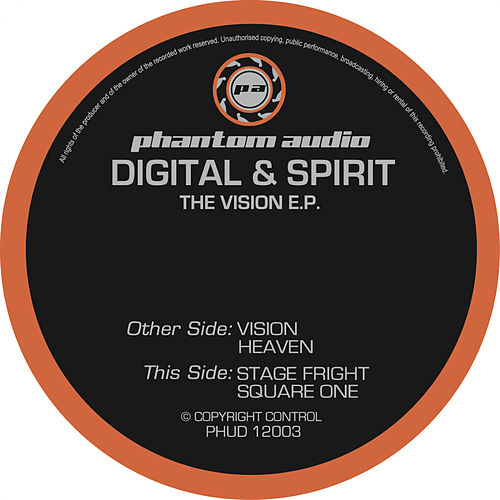 The Vision EP by Spirit