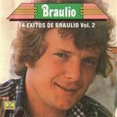 14 Exitos De Braulio, Vol. 2 by Braulio