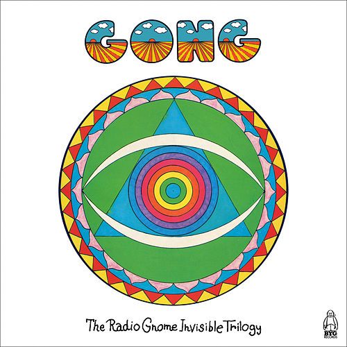 Radio Gnome Invisible Trilogy by Gong